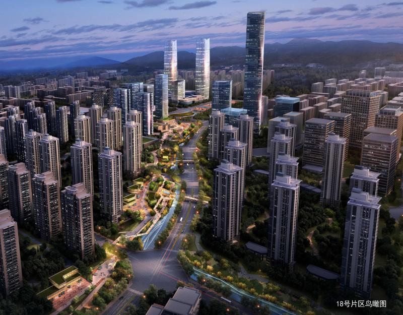 昆明润城整体规划