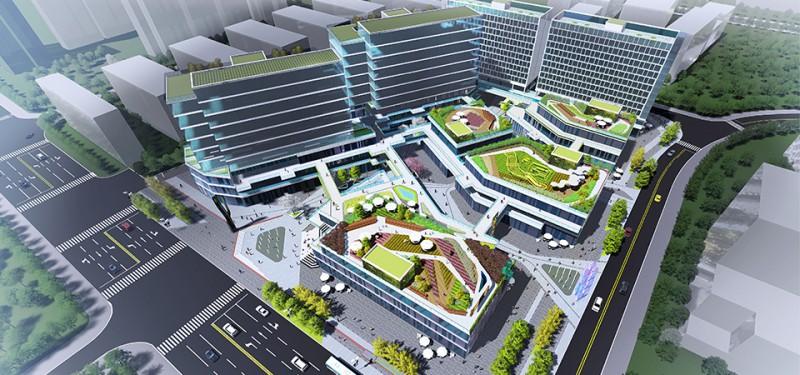 机场开发区西区四期项目