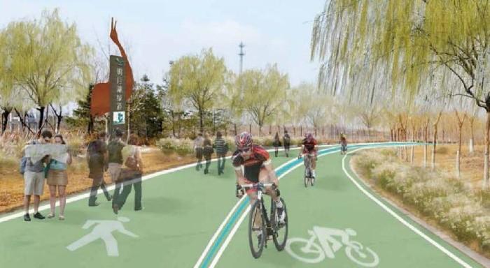 中心城生态绿化(海绵城市)建设工程(一期)广利河绿化工程