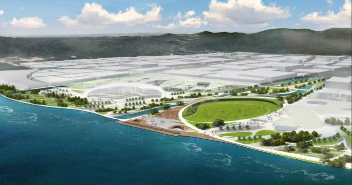 深圳(坝光)国际生物谷产业园区